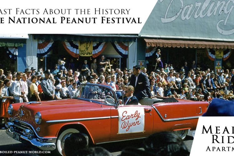 10 Fast Facts About the History of the National Peanut Festival