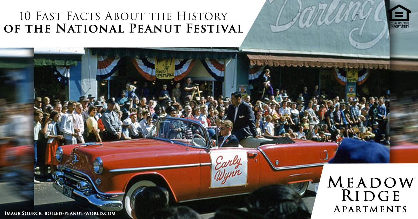 History of the National Peanut Festival