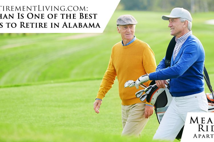 RetirementLiving.com: Dothan Is One of the Best Places to Retire in Alabama