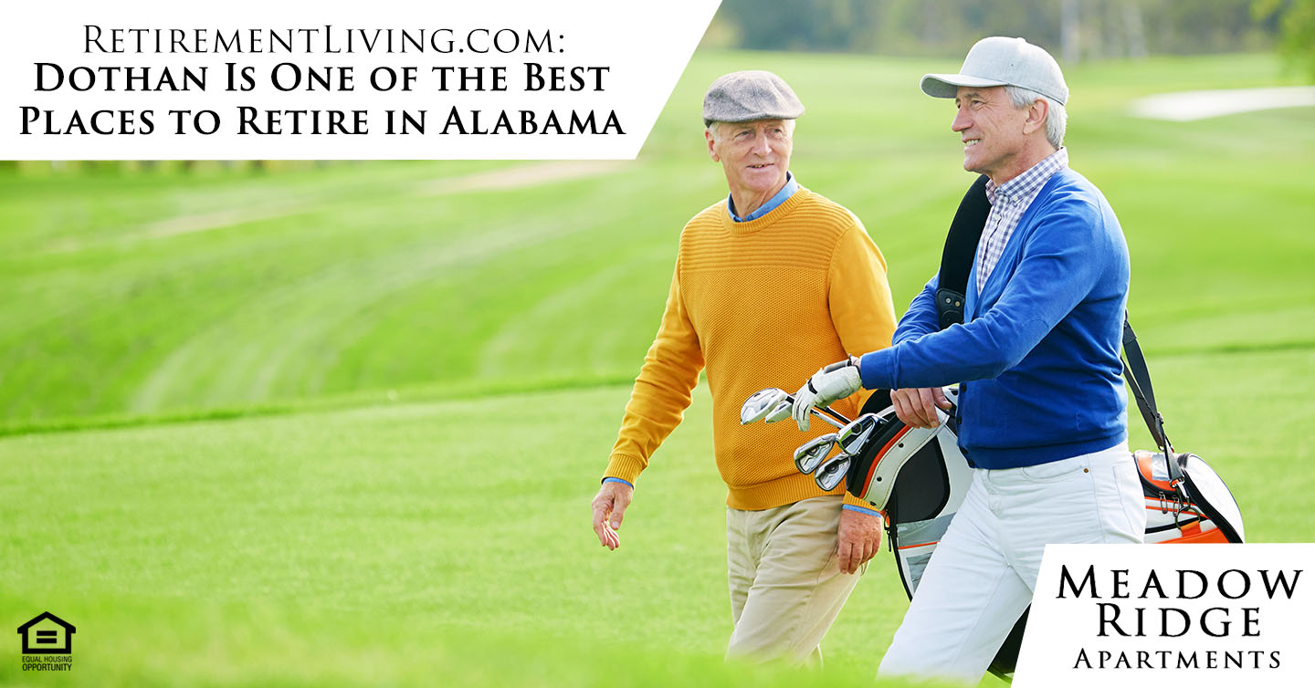 dothan is one of the best places to retire in Alabama