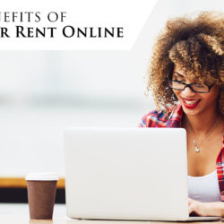 benefits of paying your rent online
