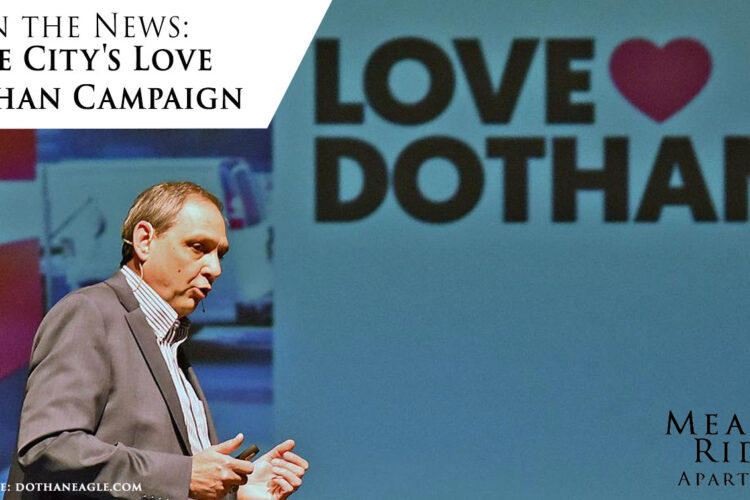 In the News: The City's Love Dothan Campaign