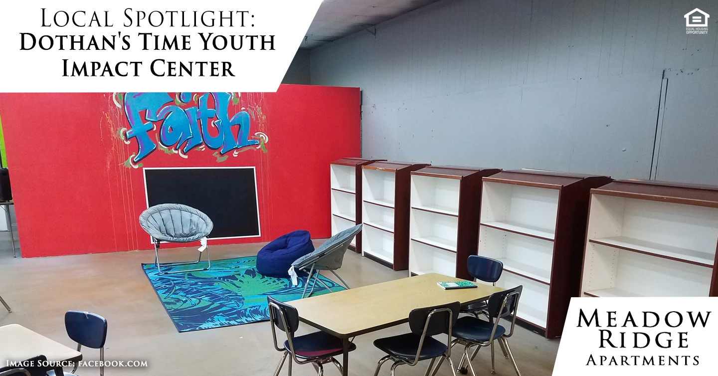 Dothan's Time Youth Impact Center