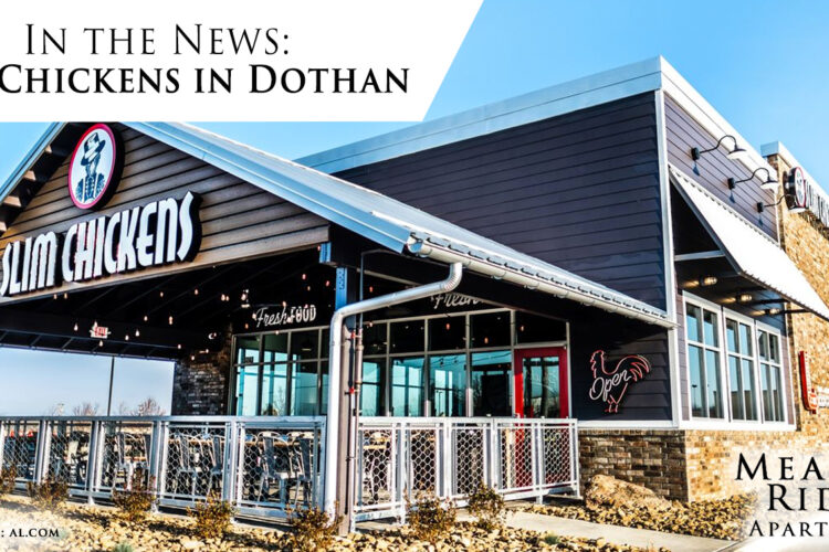 In the News: Slim Chickens in Dothan