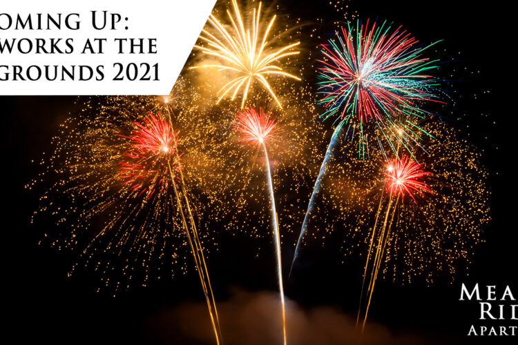 Coming Up: Fireworks at the Fairgrounds 2021